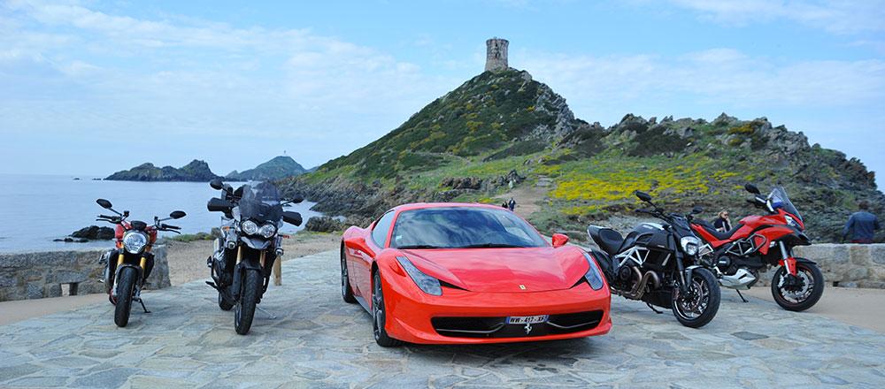 Location vehicule de luxe en corse - Location voiture bastia port ...