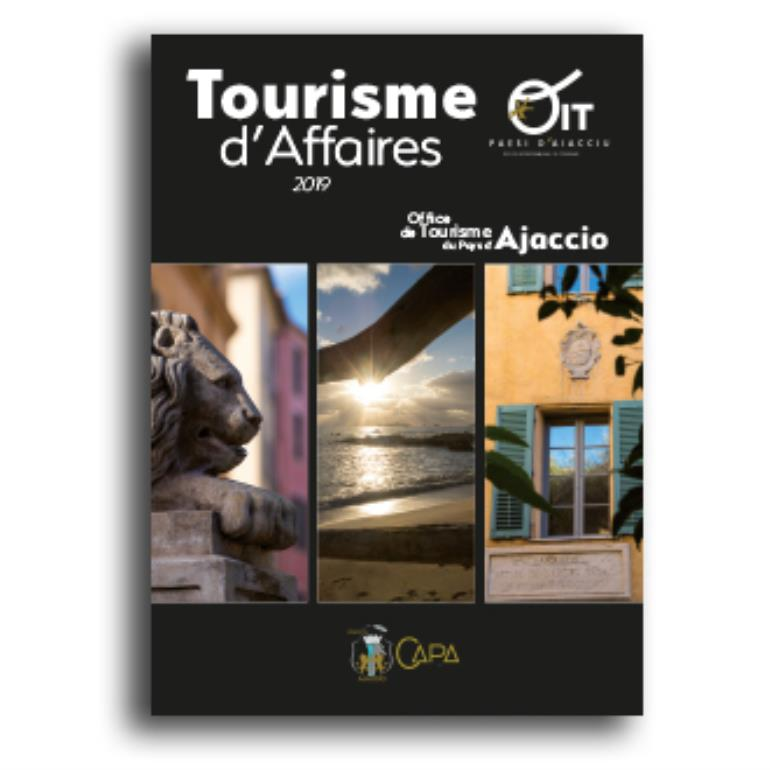 2019- Brochure MICE- couverture